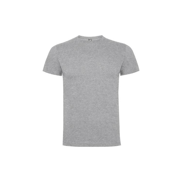 T-shirt grigio vigore' colore 58 mezza manica