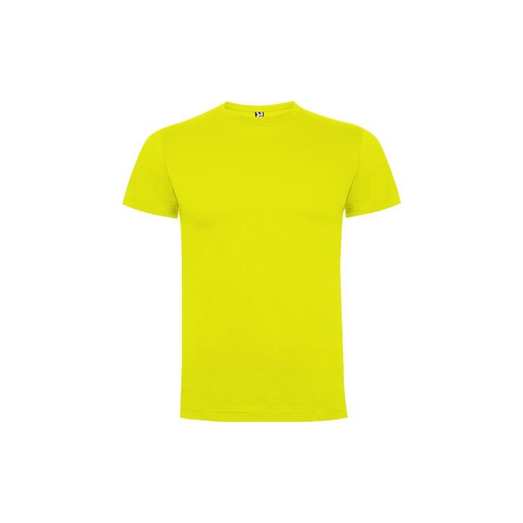 T-shirt lime limone colore 118 mezza manica