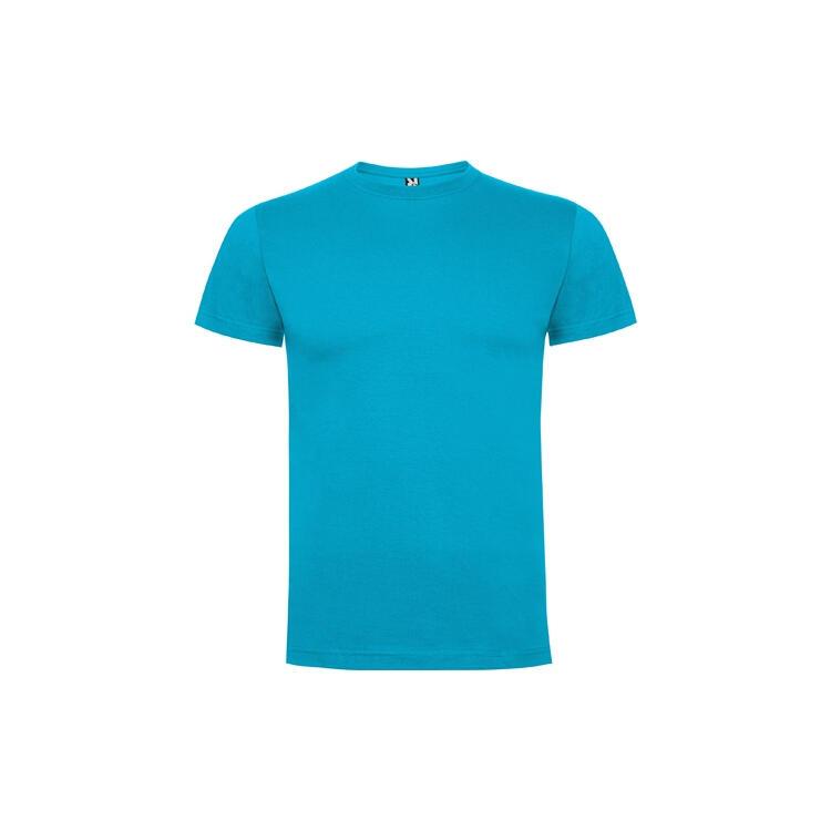 T-shirt turchese colore 12 mezza manica