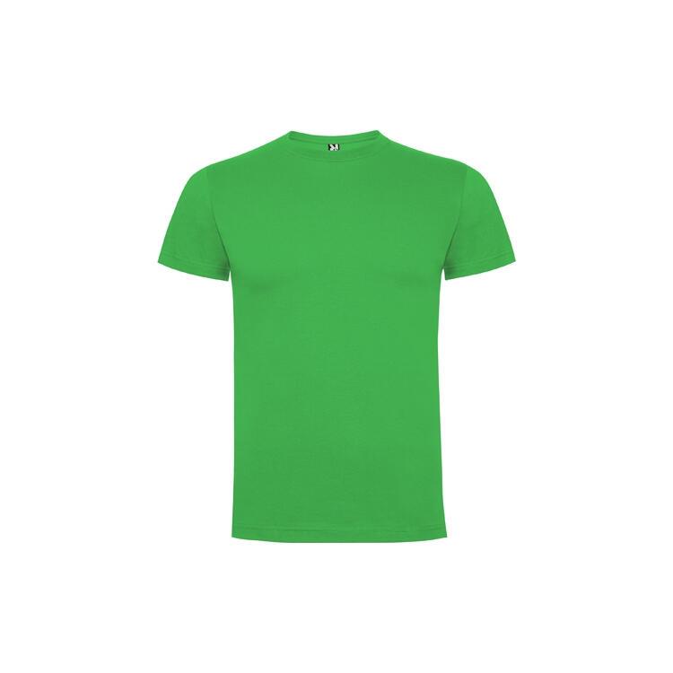 T-shirt verde oasis colore 114 mezza manica