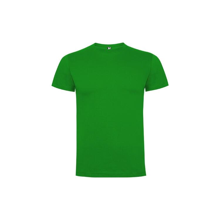 T-shirt verde prato colore 83 mezza manica
