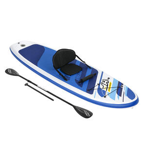 Stand Up Paddle Tavola SUP Bestway 65350 305 Cm Hydro-Force Oceana cm 305x84x12 con seggiolino