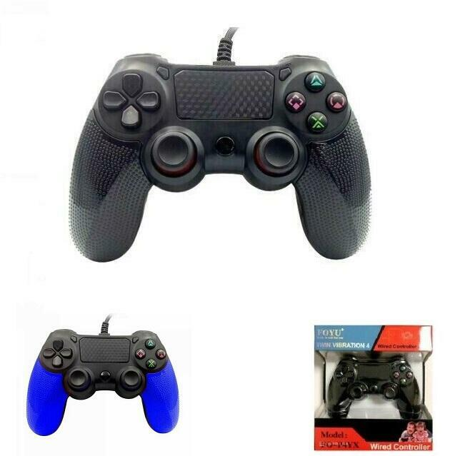 Joystick compatibile PS4 con filo playstation 4