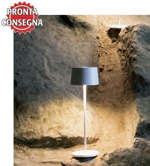 Lampada per Esterno OLIVIA di Zafferano in Metallo, Varie Finiture - Offerta di Mondo Luce 24