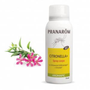 Pranarom - Aromapic Spray corpo citronella+ bio