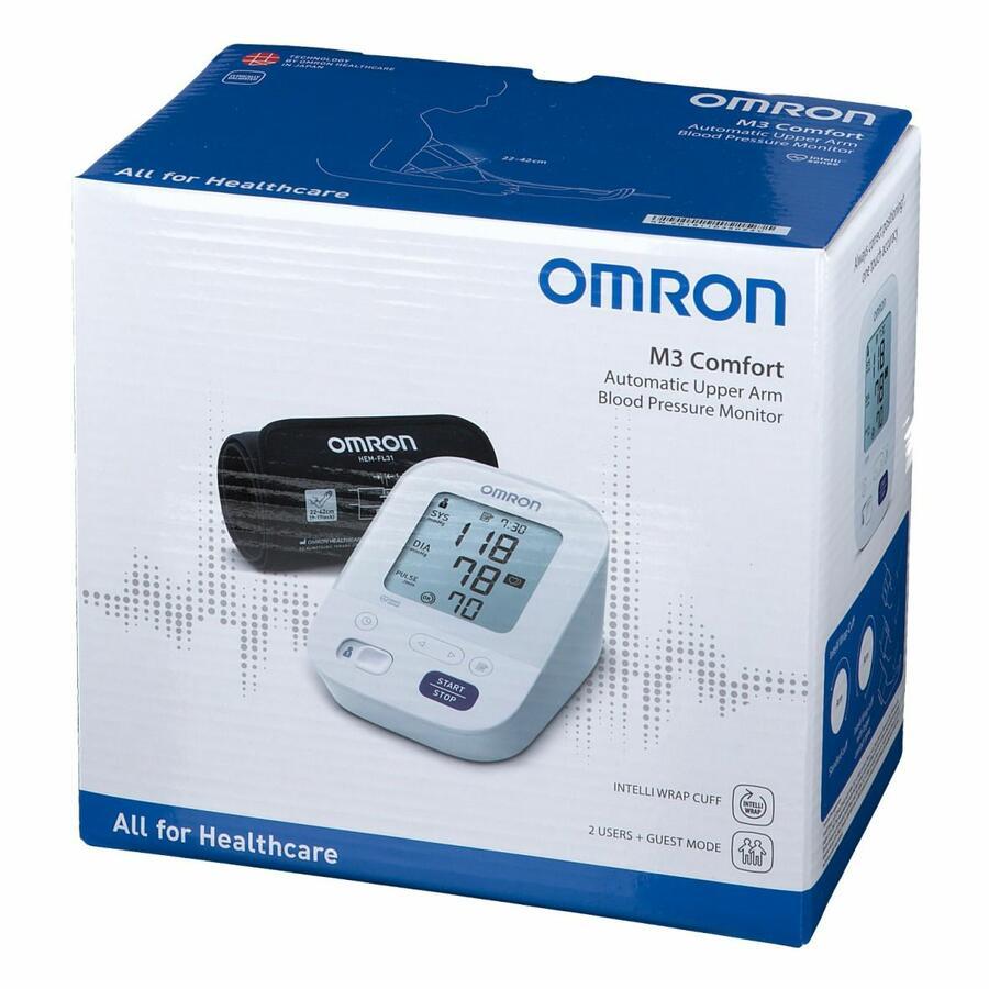 OMRON M3 Comfort Intelli Wrap Cuff