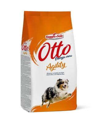 Crocchette Cane Agility Otto 15Kg