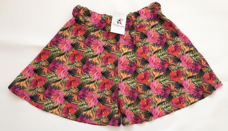 Pantaloncino tropical