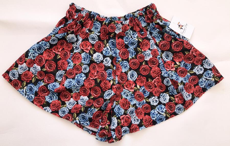 Pantaloncino rose