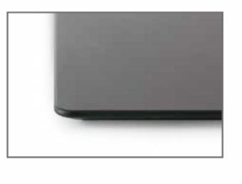 Ripiano Rettangolare HPL 140 cm per Bancone MARVY al LED di Lyxo Design - Offerta di Mondo Luce 24