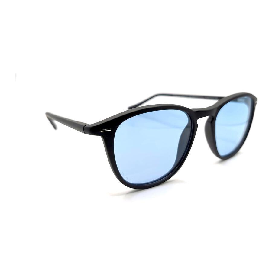 Tarim Black Matte Blu