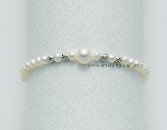 PBR1557x Bracciale perle Miluna -