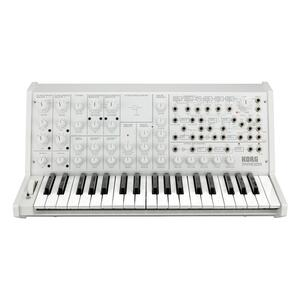 KORG - MS-20 FS - SPECIAL EDITION WHITE