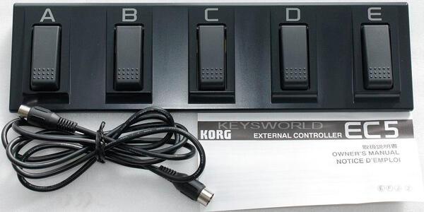KORG - EC-5