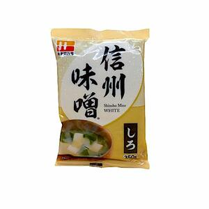 HANAMARUKI SHINSHU SHIRO MISO 350GR