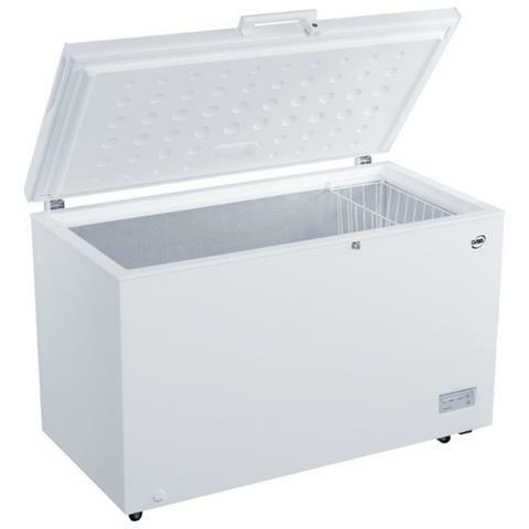 DAYA Congelatore Orizzontale DCP-380SH4WF0 Classe F Capacità Netta 371 Litri Colore Bianco