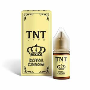 AROMA CONCENTRATO ROYAL CREAM 10 ML BY TNT VAPE