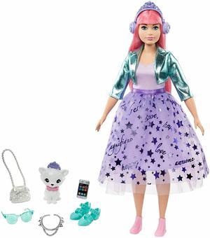 Barbie Abito da Principessa e accessori - Mattel GML77 - 3+