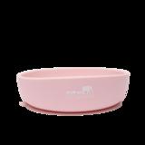 Ciotola in silicone - rosa