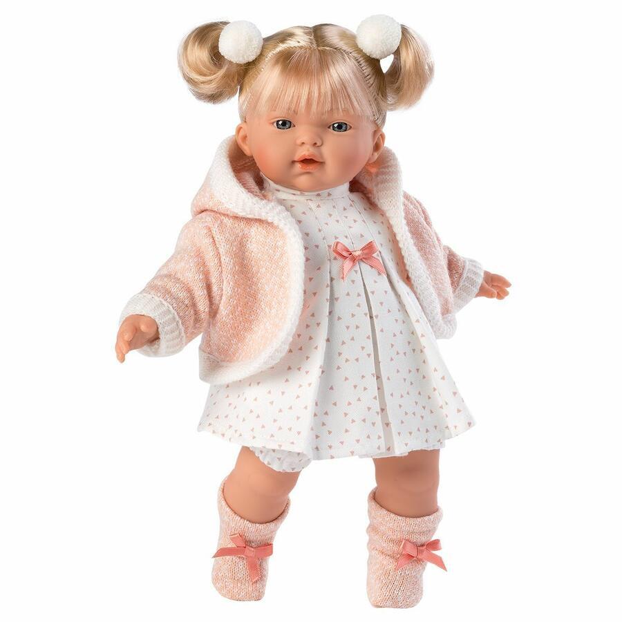 Crying Babies - Roberta 33 cm - Llorens 33296 - 3+
