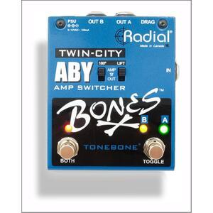 RADIAL ENGINEERING - TWIN CITY BONES