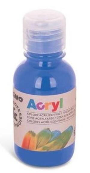 COLORE ACRILICO FINE PRIMO ACRYL BLU COBALTO 125 ML CMP