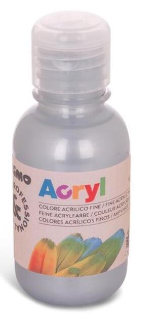 COLORE ACRILICO FINE PRIMO ACRYL ARGENTO 125 ML CMP