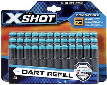 X-SHOT EXCEL DARDI 36PZ