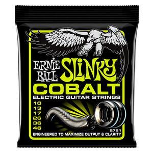 ERNIE BALL - 2721 COBALT REGULAR SLINKY 10-46