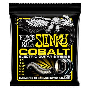 ERNIE BALL - 2727 COBALT BEEFY SLINKY 11-54