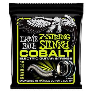 ERNIE BALL - 2728 COBALT REGULAR SLINKY 10-56