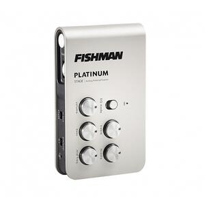 FISHMAN - PLATINUM STAGE EQ/DI ANALOG PREAMP