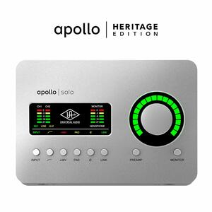 Universal Audio - Apollo Solo USB | Heritage Edition