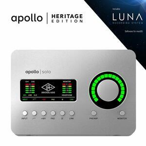 Universal Audio - Apollo Solo | Heritage Edition