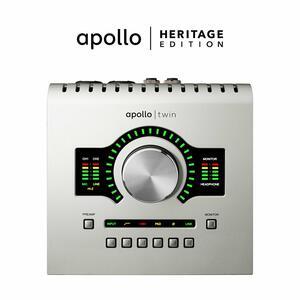 Universal Audio - Apollo Twin USB Duo | Heritage Edition