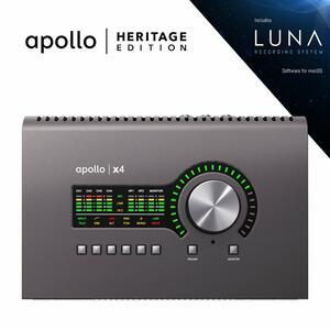 Universal Audio - Apollo X4 | Heritage Edition