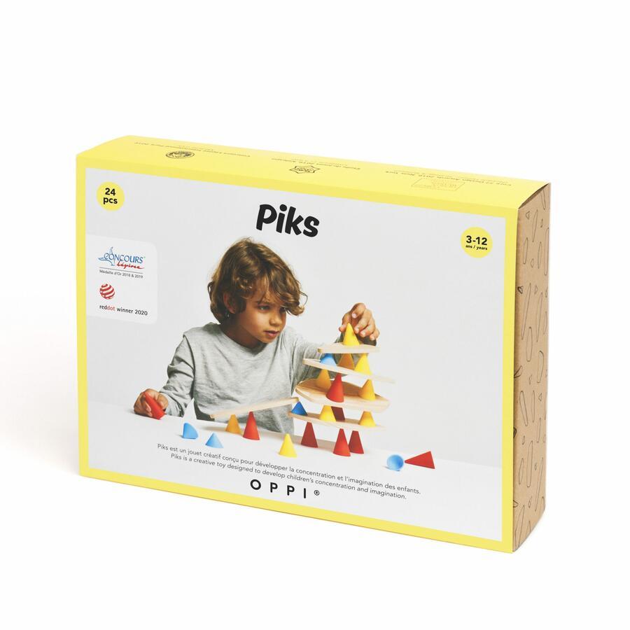 Piks Small kit 24 pezzi