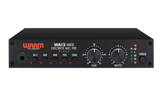 Warm Audio - WA12 MKII Black
