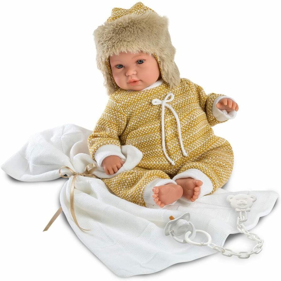 Bambola Newborn Bebito 36 cm - Llorens 63625 - 3+