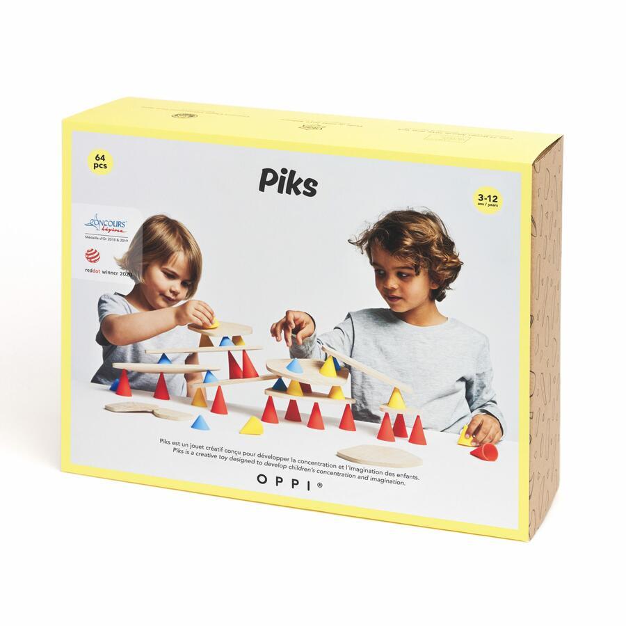 Piks Big Kit 64 pezzi