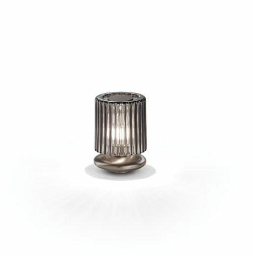 Lampada da Tavolo TREAD in Vetro Soffiato di Vetreria Vistosi, Varie Finiture - Offerta di Mondo Luce 24