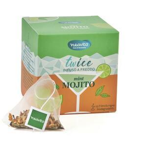 Neavita - Twice Mint Mojito Infuso a freddo in filtroscrigno