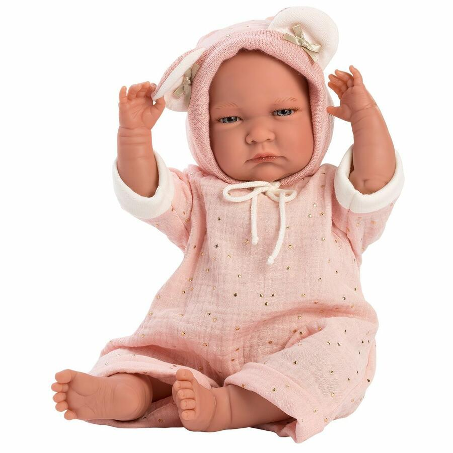Bambola che piange 42 cm - Llorens 74066 - 3+