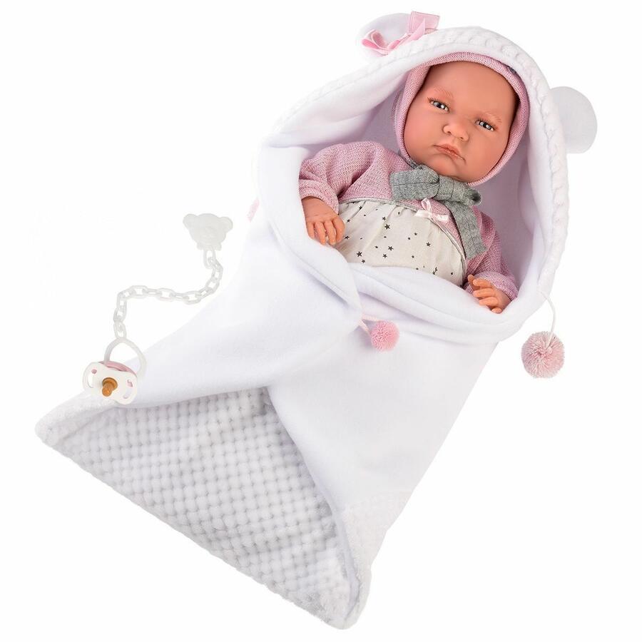 Baby Mimi che piange 42 cm - Llorens 74064 - 3+