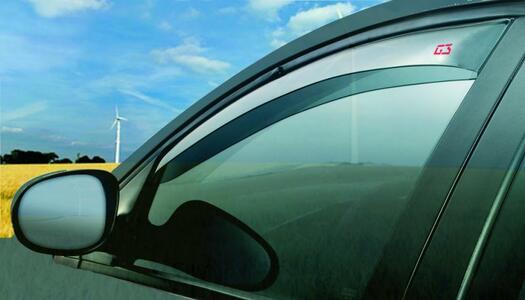 Deflettori Aria Citroen C3 Aircross  PORTE 5 2017 in poi