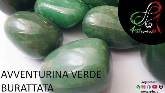 AVVENTURINA VERDE BURATTATA