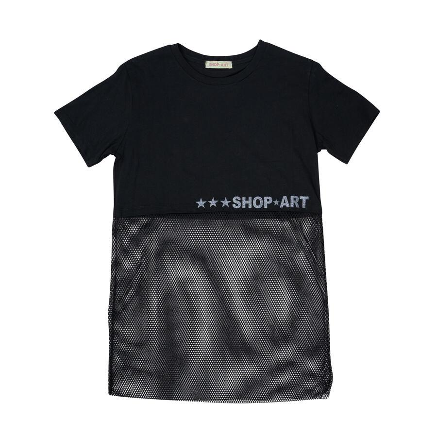 T-SHIRT SHOP ART IN JERSEY E RETE