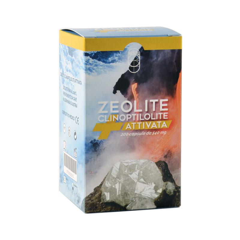Zeolite  Clinoptilolite Attivata 100 Cps
