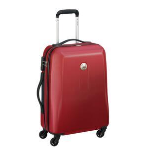 Trolley Case 55 Cm Airship Rosso - Visa Delsey Paris 45858