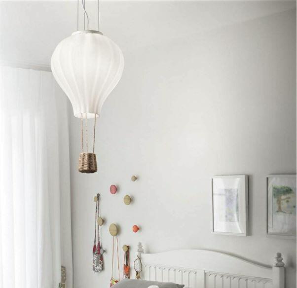 Lampada a Sospensione DREAM BIG in Vetro Soffiato di Ideal Lux, Varie Misure - Offerta di Mondo Luce 24